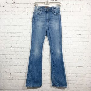 Joes Jeans 26 flare Long inseam